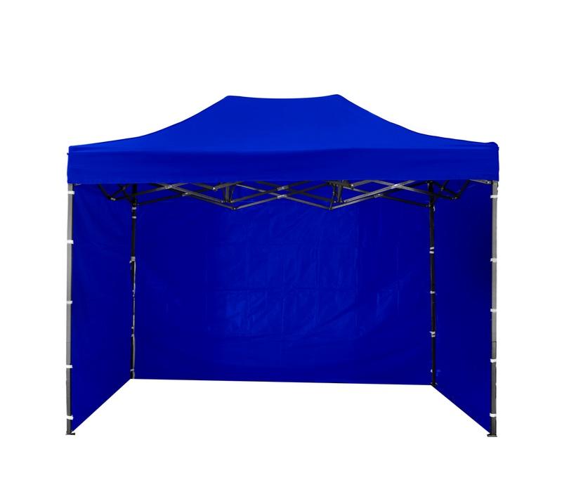 Aga Prodejní stánek 3S PARTY 3x4,5 m Blue
