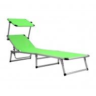 Aga GARDEN KING MC372310LG Lime Green napozóágy