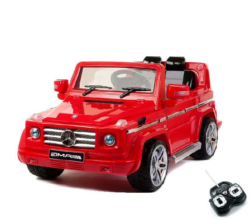 RCT Elektrické autíčko MERCEDES AMG DMD-G55 12V Red