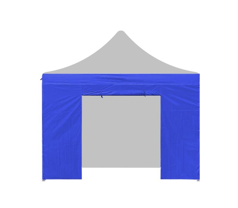 Aga Bočnice s dveřmi 2x2 m Blue
