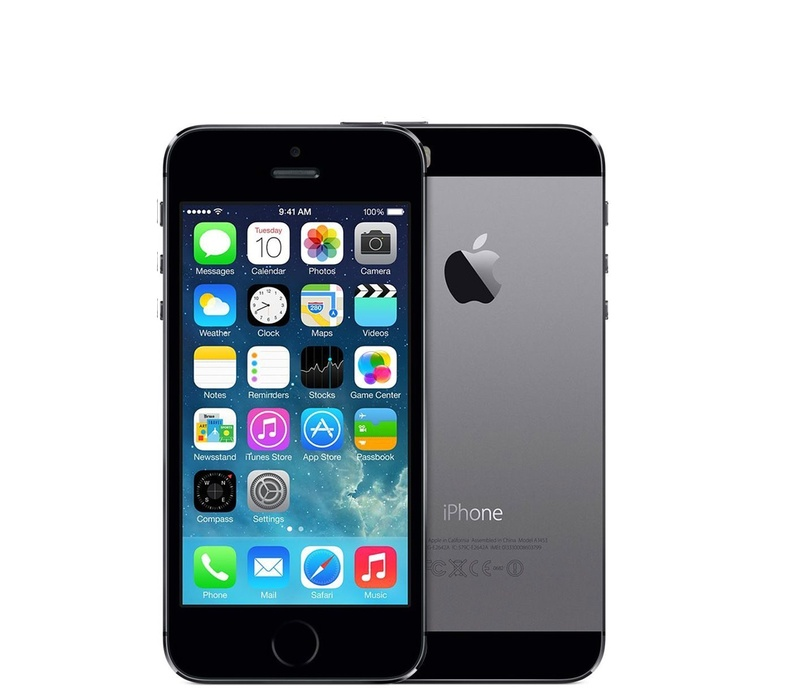 Apple iPhone 5S 16GB Grey Kategórie: A