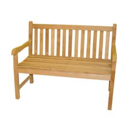 Linder Exclusiv Zahradní lavice PICADELLY B09E 120 cm