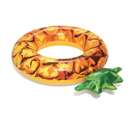 Bestway Dmuchany materac, koło do pływania Ananas