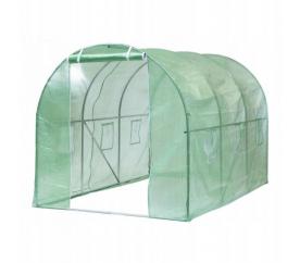 Aga Tunel foliowy ogrodowy 3,5x2x2 m 24/18 mm - szklarnia ogrodowa