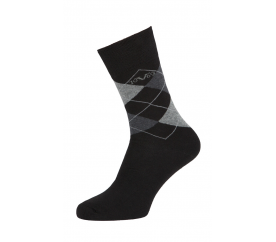 Versace zoknik BUSINESS 5-Pack Black-Grey (C173)