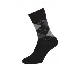 Versace 19.69 Skarpetki BUSINESS 5-Pack Black-Grey (C173)