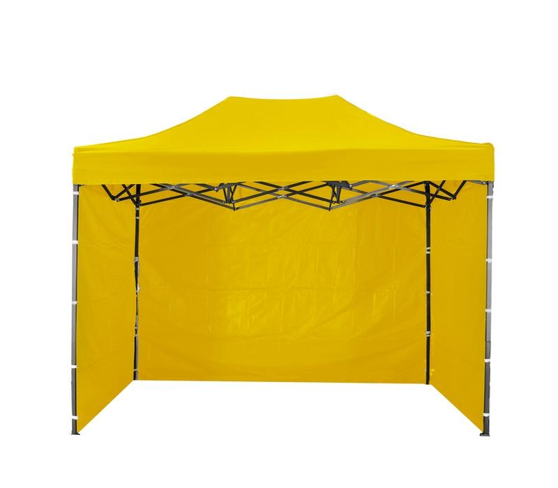 Aga Prodejní stánek 3S POP UP 2x3 m Yellow
