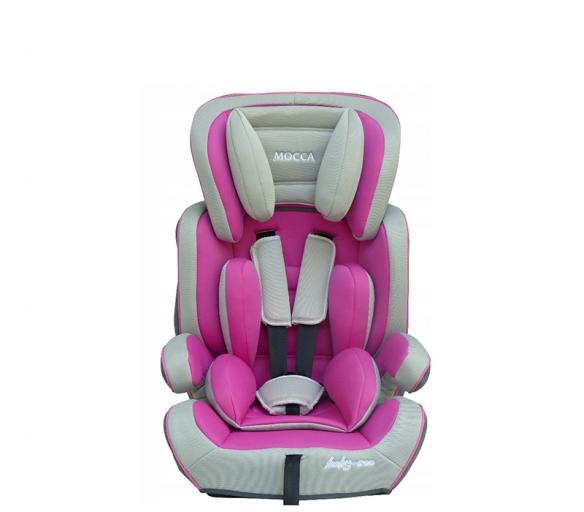 Baby Coo autosedačka MOCCA s ISOFIX Pink
