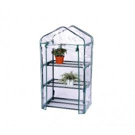 Linder Exclusiv Zahradní fóliovník MC4302 130x69x50 cm