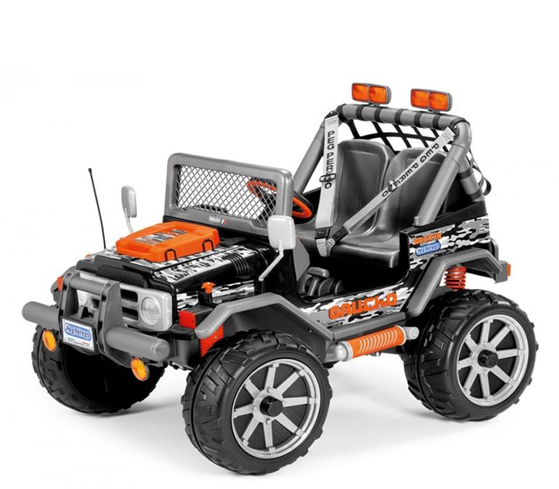 Peg-Perego Elektrické autíčko GAUCHO ROCKIN