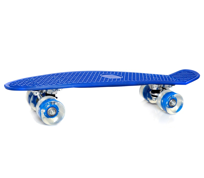 Aga Skateboard RETRO 7414 Blue