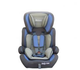 Baby Coo autosedačka BRAVO Black Dark Blue