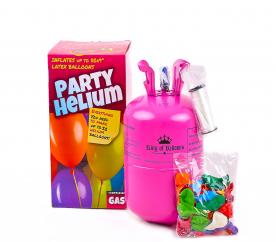 Aga4Kids Helium do balónků KING OF BALLOONS 50