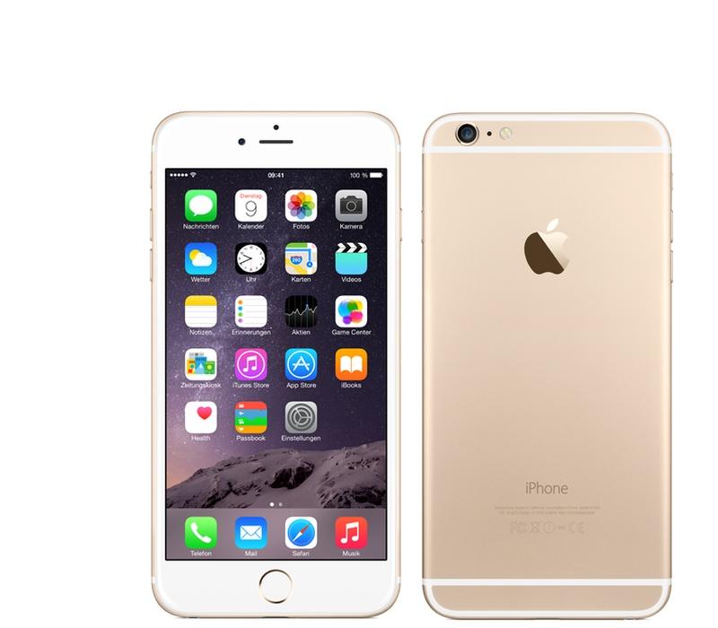 Apple iPhone 6 128GB Gold Kategorie: B