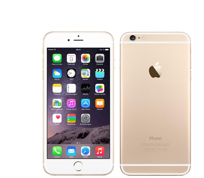 Apple iPhone 6 128GB Gold Kategórie: B