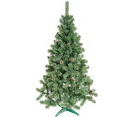 Aga Vánoční stromeček Jedle s šiškami 180 cm