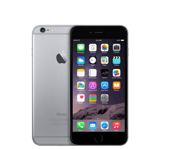 Apple iPhone 6 32GB Grey Kategorie: B