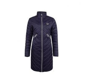 Versace 19.69 női kabát C67 tengerészkék