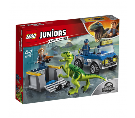 Lego Jurassic World Vozidlo pro záchranu Raptora