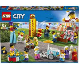 Lego City Town Sada postav – Zábavná pouť