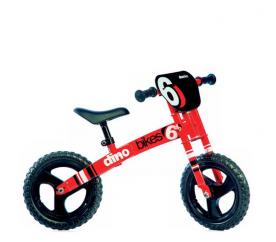 Dino Bikes Odrážedlo 150R06 Red