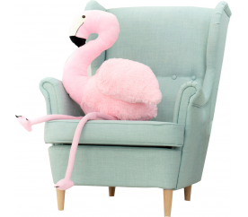Aga4Kids Plüss flamingó 120 cm