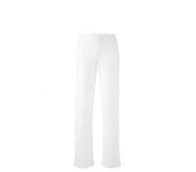 Fruit Of The Loom LADY-FIT JOG PANTS White