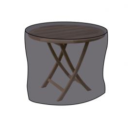 Linder Exclusiv  Pokrowiec na stolik ogrodowy DELUXE MC2043 200x95 cm