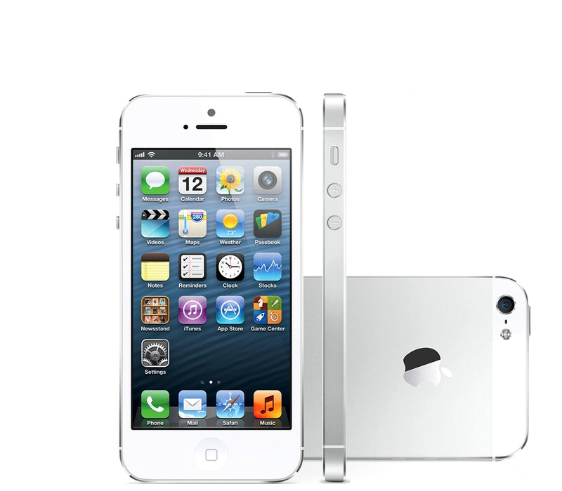 Apple iPhone 5 16GB White Kategorie: B