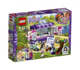Lego Friends Emma a umělecký stojan