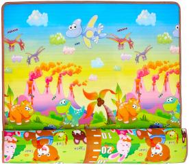 Aga4Kids Dětská pěnová hrací podložka 150*180 cm MR111