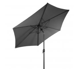 Linder Exclusiv Slunečník Knick 250 cm Light Grey
