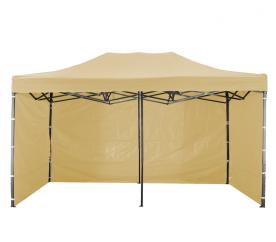 Aga Predajný stánok 3S POP UP 3x6 m Beige