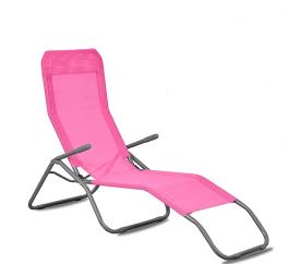 Aga SIESTA MC372171PI Pink napozóágy