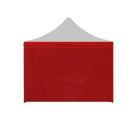 Aga Ściana boczna do namiotów POP UP 3x3 m Red