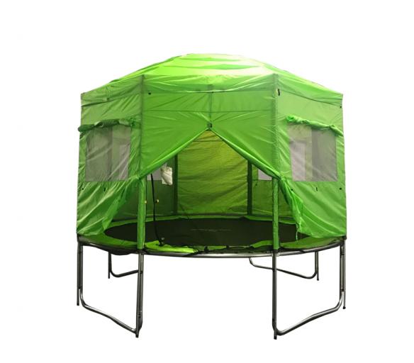 Aga Stan na trampolínu 366 cm (12 ft) Light Green