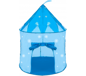 Aga4Kids Namiot domek dla dzieci zamek Blue