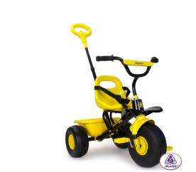 Injusa Sweet Yellow 334 háromkerekű