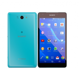 Sony Xperia Z2A D6563 Turquoise