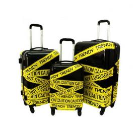 RGL Cestovní kufry 5188 XXL,XL,L Trends