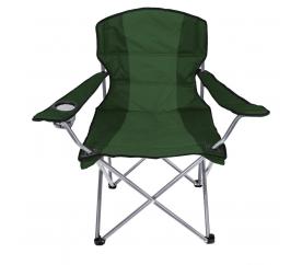 Linder Exclusiv Kempingové křeslo MC2501 Green