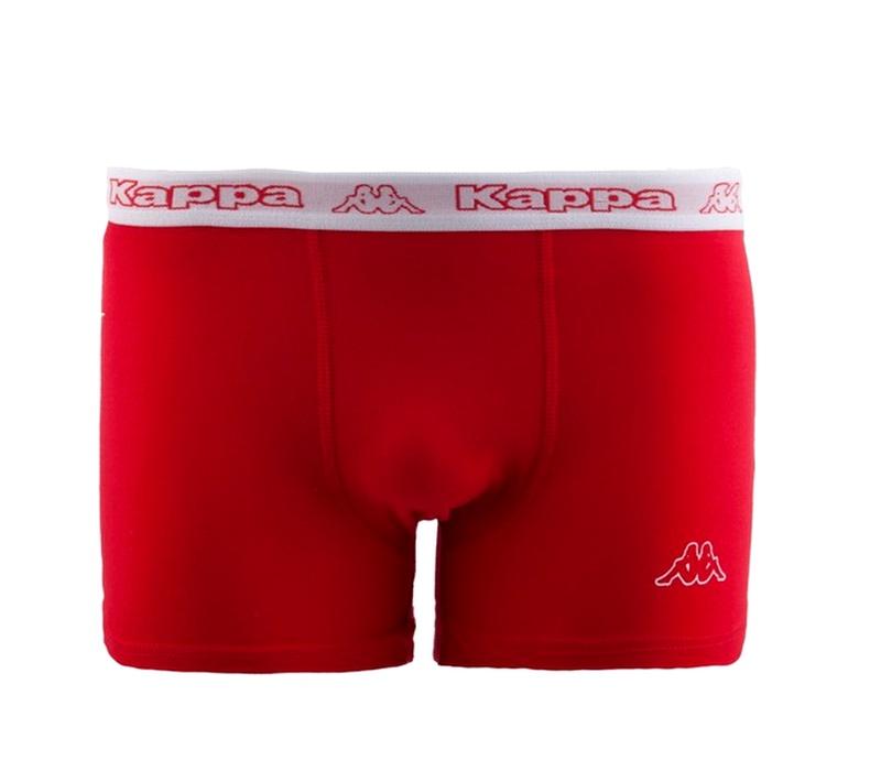 Kappa Boxerky SKIN QX110 Red