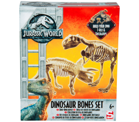 Kostra dinosaura Jurský svět