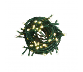 Linder Exclusiv Vánoční řetěz 400 LED Teplá bílá