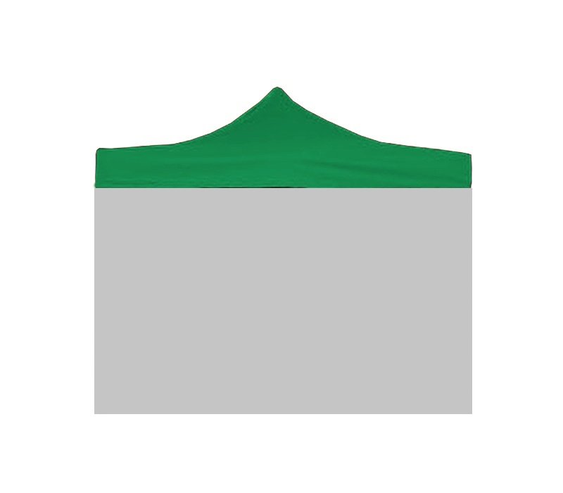 Aga Náhradní střecha 2x2 m Green