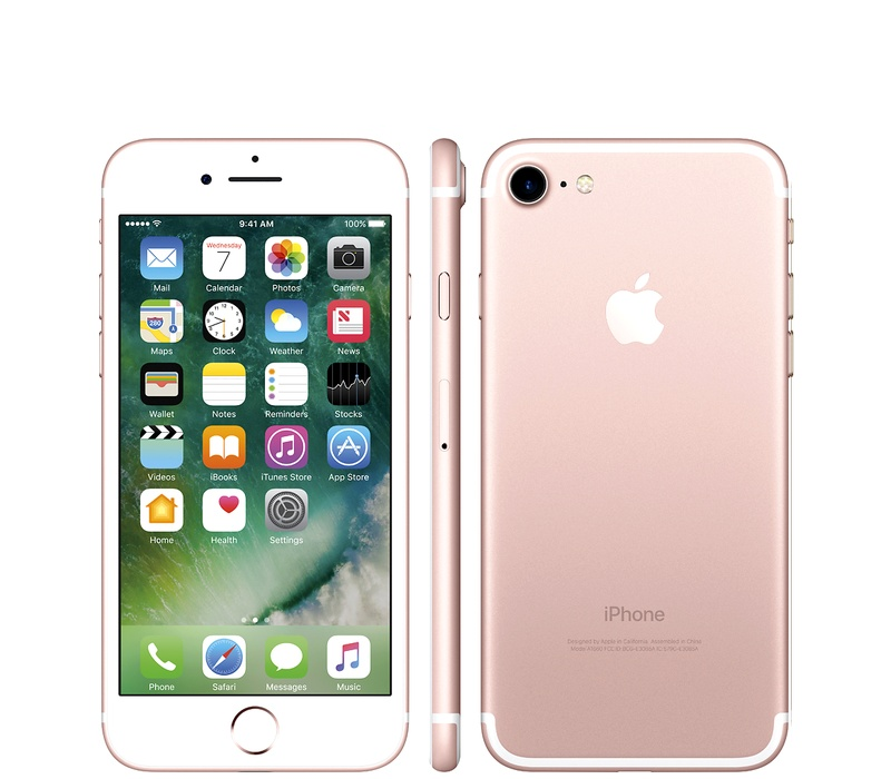 Apple iPhone 7 32GB Rose Gold Kategorie: B