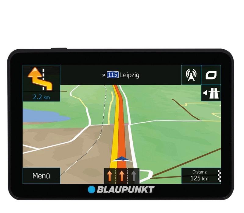 Blaupunkt GPS navigácia TravelPilot 54 Camping EU LMU