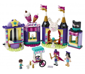LEGO®  Friends 41687 Kouzelné pouťové stánky
