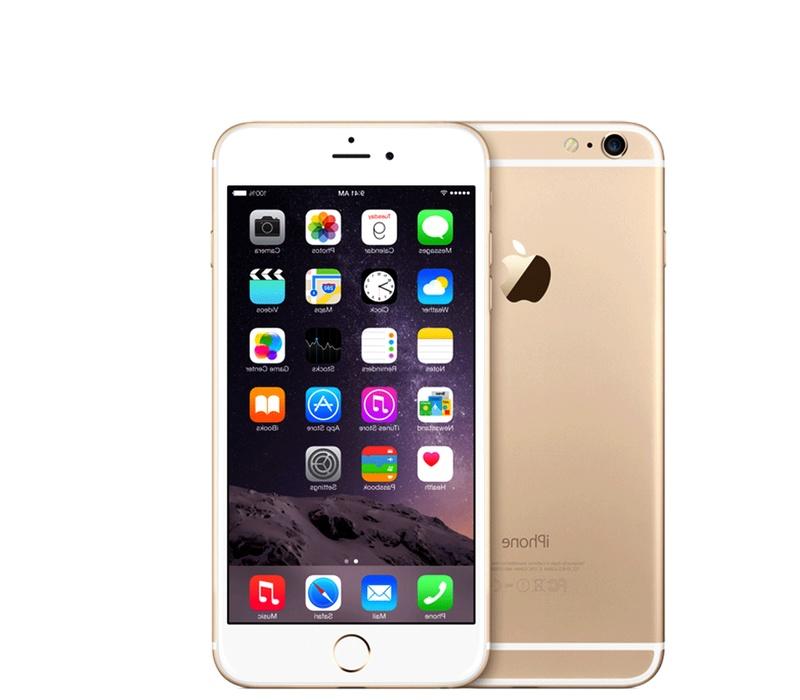 Apple iPhone 6 16GB Gold Kategórie: B