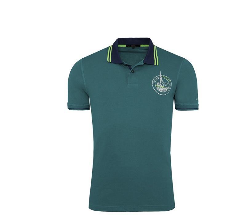 GF Ferre Tričko Dark Green (X818)